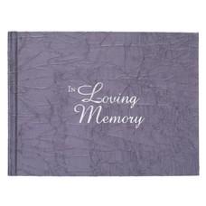 In Loving Memory Sign In Book