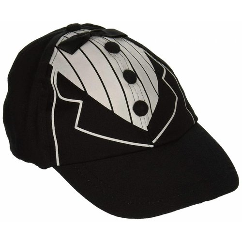 Black Tux Hat
