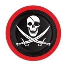 Pirate 7in Plate
