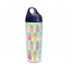 Colorful Pineapple Simply Southern Tervis Waterbottle