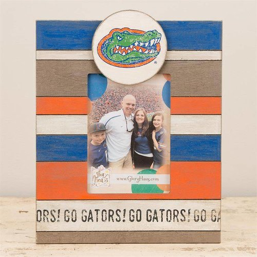 Glory Haus *University of Florida Vintage Photo Frame