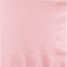 *Classic Pink 3ply Dinner Napkins 25ct