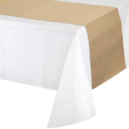 Kraft Paper Table Runner