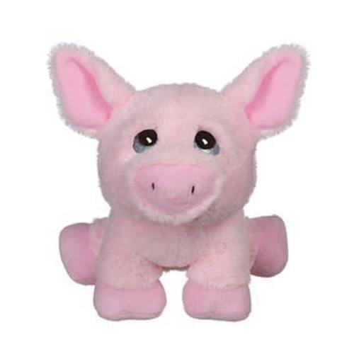 Heart Tuggers Pig Plush