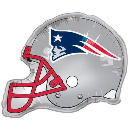 *New England Patriots Helmet Mylar Balloon