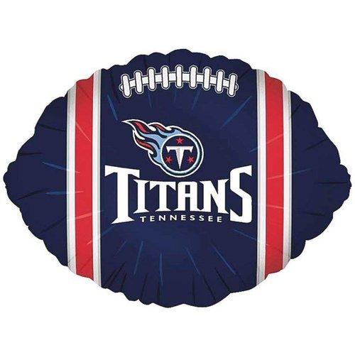 *Tennessee Titans Football Shape Balloon