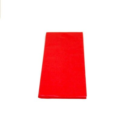 "*Flame Red Roll Wrap 30"" x 5ft"