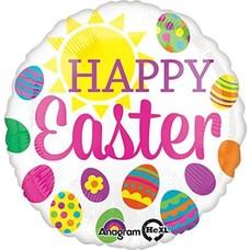 """*Easter Sunshine 18"""" Mylar Balloon"""