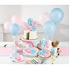 *Gender Reveal Balloons Honeycomb Centerpiece
