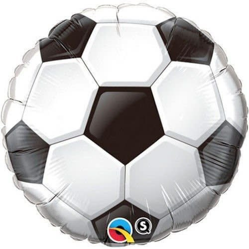 "*Soccer Ball Jumbo 36"" Mylar Balloon"