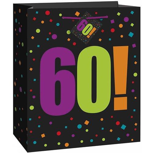 *Birthday Cheer 60 Large Gift Bag