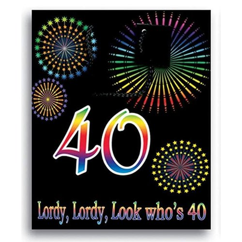 *Lordy 40 Medium Gift Bag