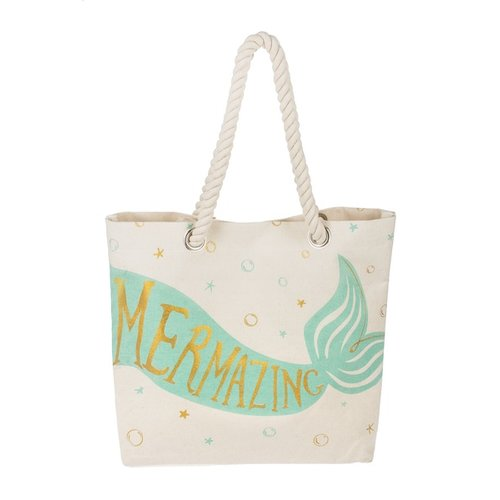 Mermazing Tote Bag