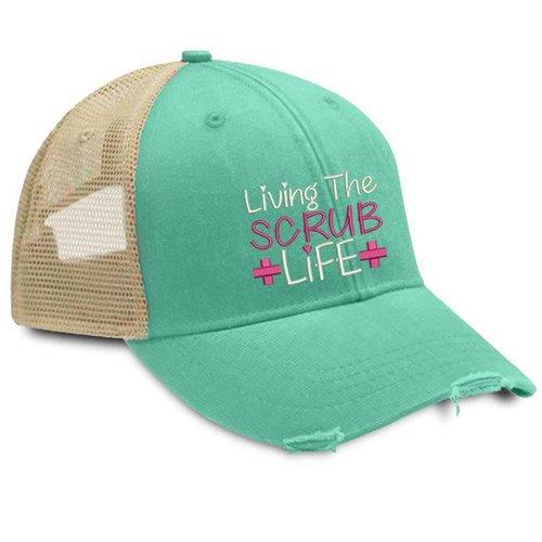 Piper Lou Living the Scrub Life Nurse Hat