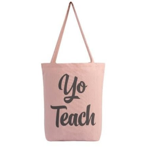 EverEllis Yo Teach Tote Bag