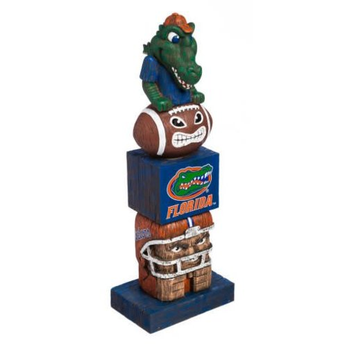 University of Florida Tiki Totem Garden Statue