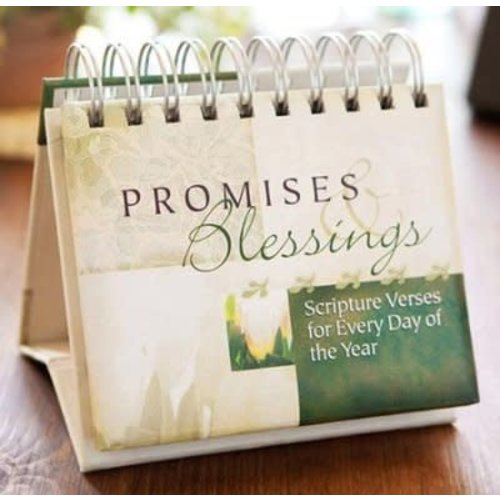 DaySpring Promises & Blessings - 365 Day Perpetual Calendar
