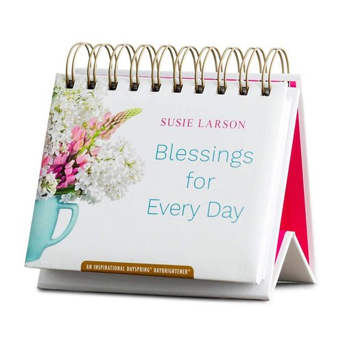 DaySpring Blessings for Every Day - Perpetual Calendar