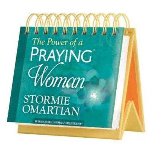 DaySpring The Power of a Praying Woman - Perpetual Calendar