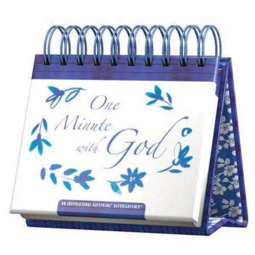 DaySpring One Minute With God - 365 Day Perpetual Calendar