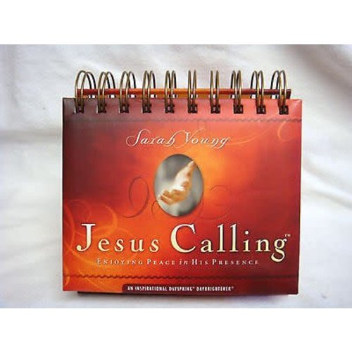 DaySpring Jesus Calling - 365 Day Perpetual Calendar