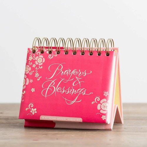 DaySpring Prayers & Blessings - 365 Day Perpetual Calendar