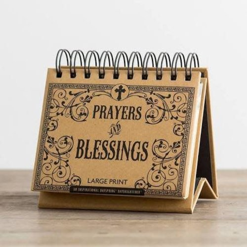 DaySpring Prayers and Blessings - Perpetual Calendar