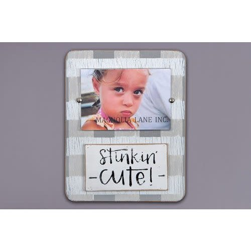 Stinkin' Cute Photo Frame