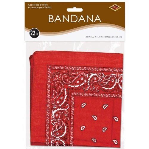 """Red Bandana 22"""""""