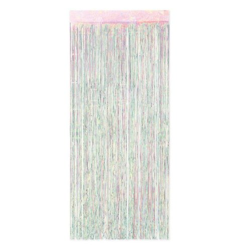 "Opal Door Fringe Curtain 36"" wide x 8 ft Tall"