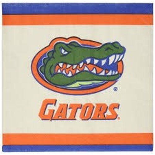 University of Florida Gators Lunch Napkins 20ct