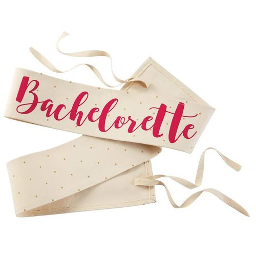 Bachelorette Wedding Sash
