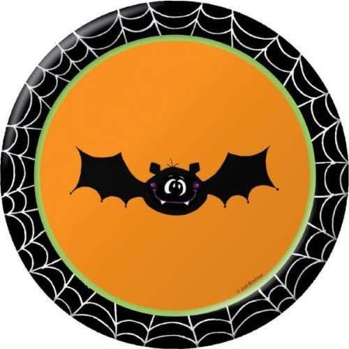 """*Silly Souls 7"""" Dessert Plates 8ct"""