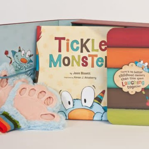 Tickle Monster Laughter Set