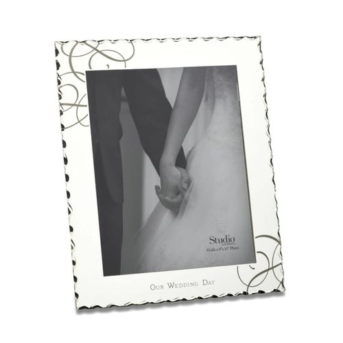 Our Wedding Day Photo Frame