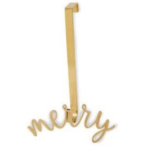 Merry Wreath Hanger