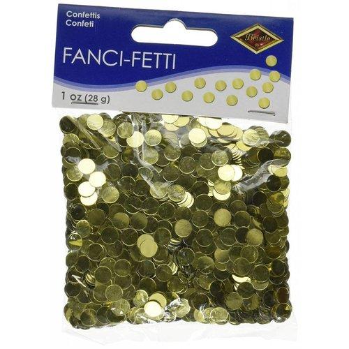 Gold Dot Fanci Fetti