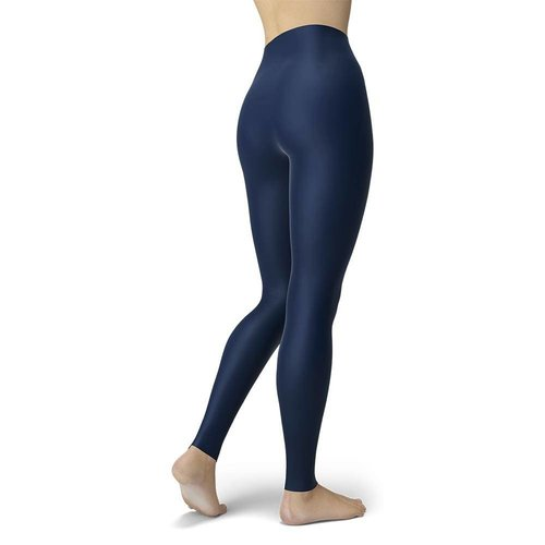 Solid Navy Legging