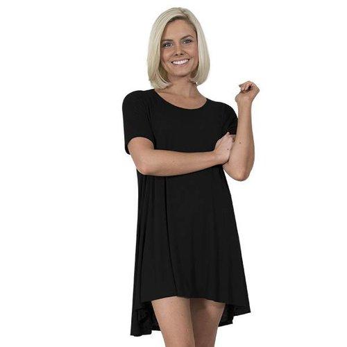 Black Tunic Dress