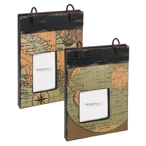 Time to Travel Wall Art Photo Frame