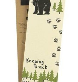 Lazy One Keeping Track Notepad