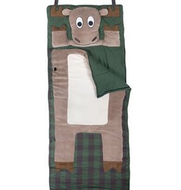 Lazy One Moose Sleeping Bag
