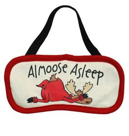 Lazy One Almoose Asleep Sleep Mask