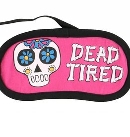 Lazy One Dead Tired Sleep Mask