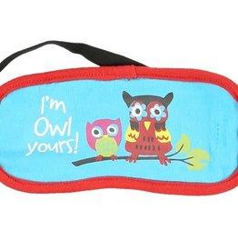 Lazy One I'm Owl Yours! Sleep Mask