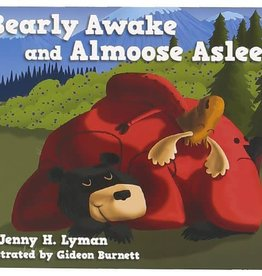 Lazy One Bearly Awake/Almoose Asleep Bedtime Story