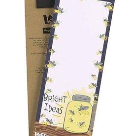 Lazy One Bright Ideas Notepad