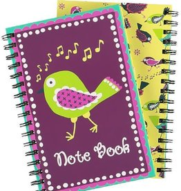 Lazy One Note Book Notebook