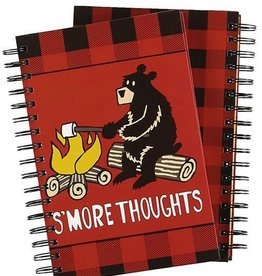 Lazy One S'more Toughts Notebook