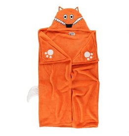 Lazy One Fox Hooded Blanket